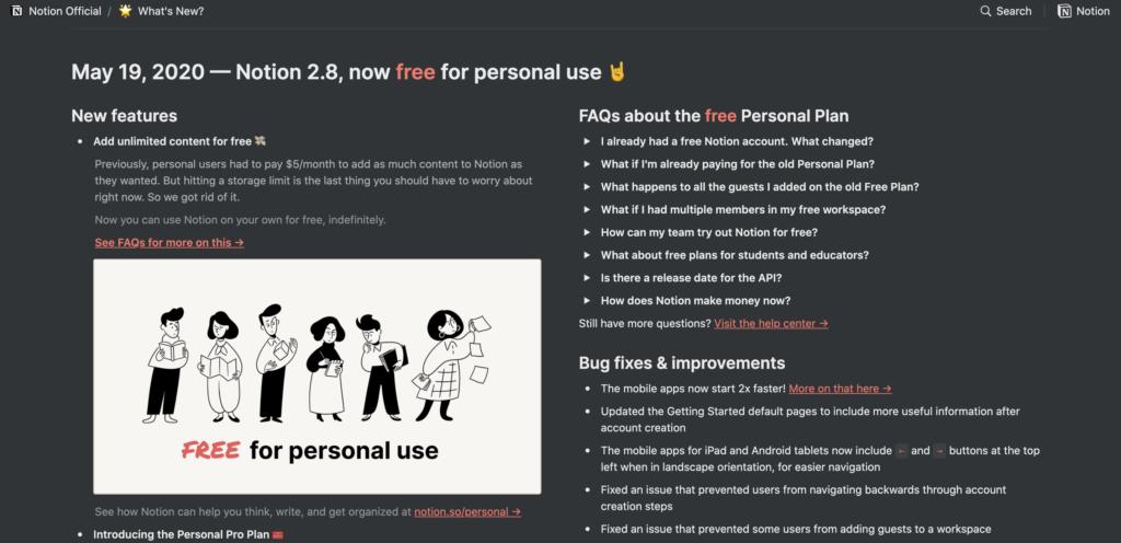 Notion公式サイト_free_personal